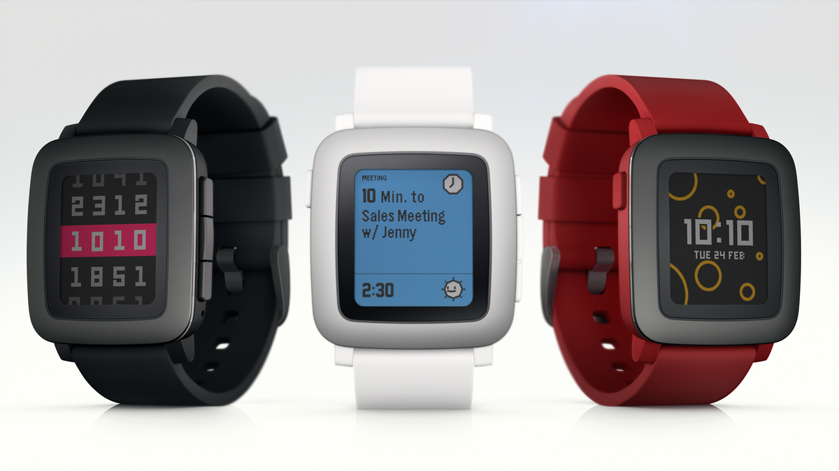 Pebble SDK 3.0 released with support for Pebble Time features