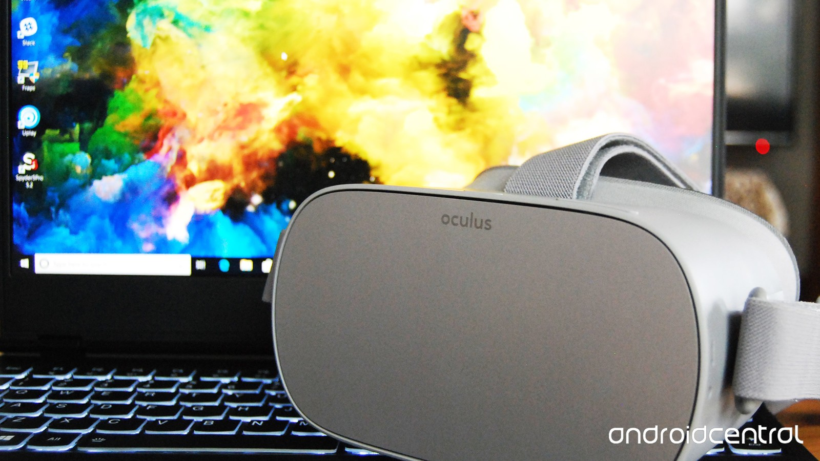 How to use your Oculus Go as a monitor for your PC