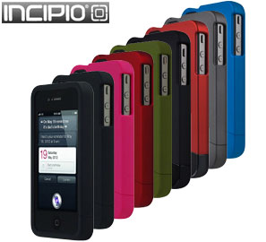 50% off Incipio EDGE PRO Hard Shell Slider Case for iPhone 4S and iPhone 4  [Daily deal]