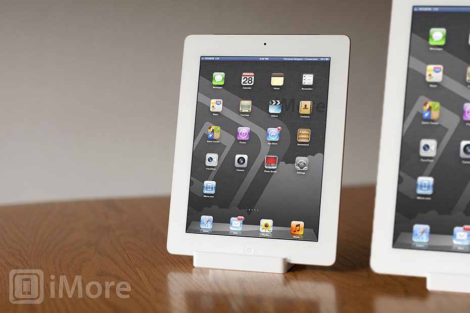 Solving for 7: How Apple could implement the iPad mini interface