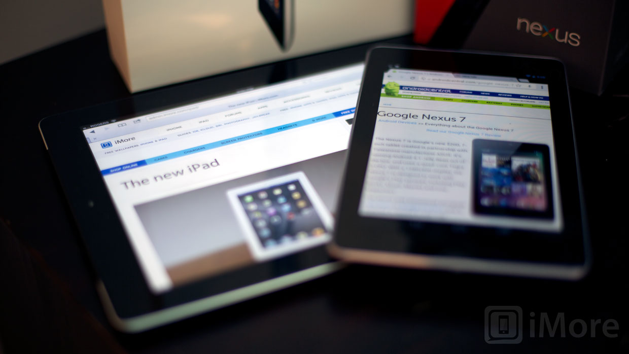 Google Nexus 7 unboxing and initial hardware impressions -- from iMore!