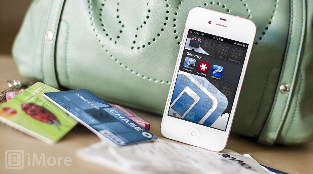 1Password vs LastPass vs mSecure password management apps for iPhone shootout