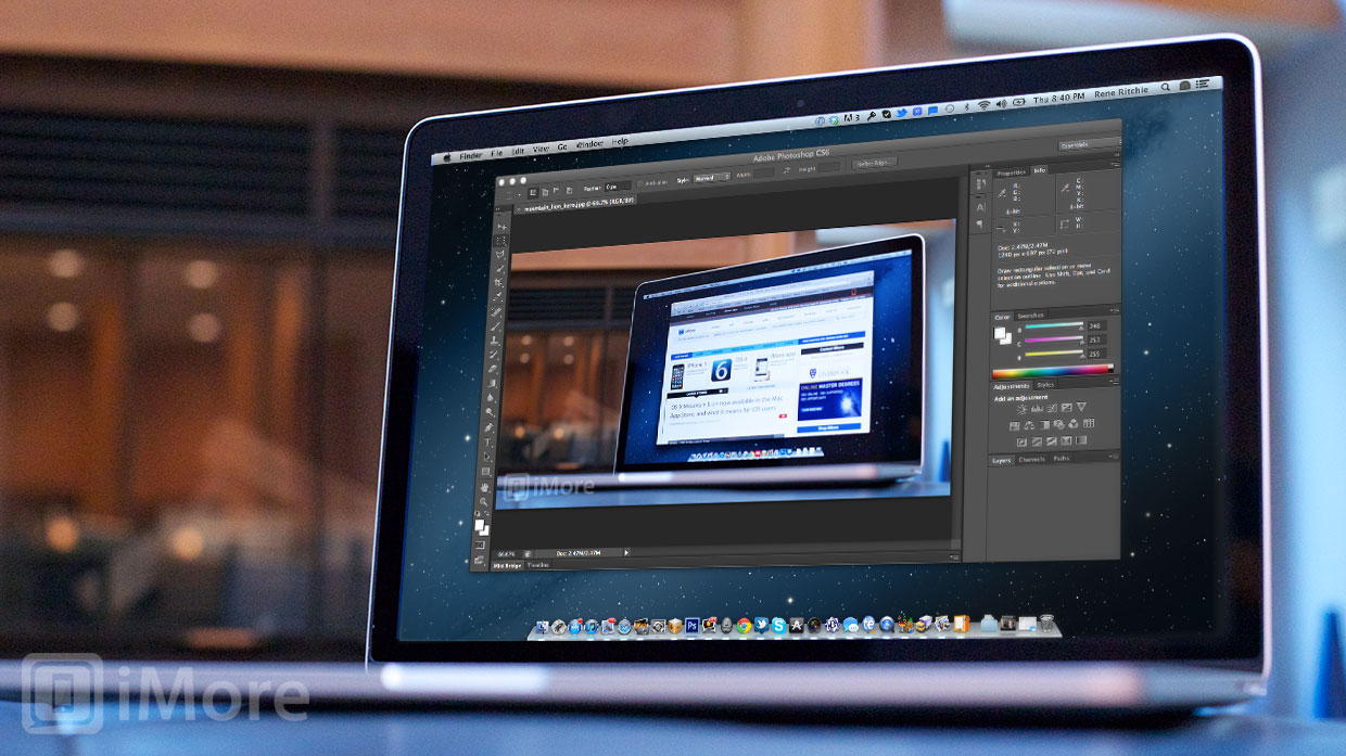 Adobe to bring Retina support to Photoshop CS6 and more
