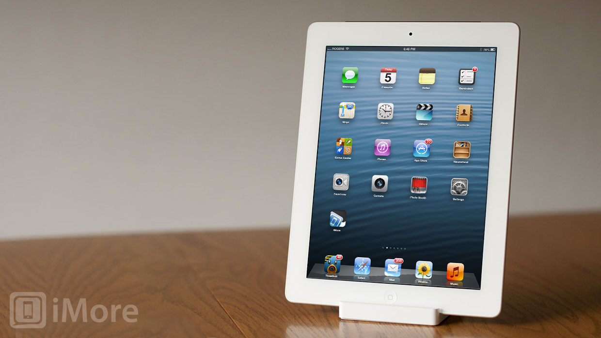 iPad mini rumored to be wi-fi only, iPad 3 mark II rumored to be international LTE friendly