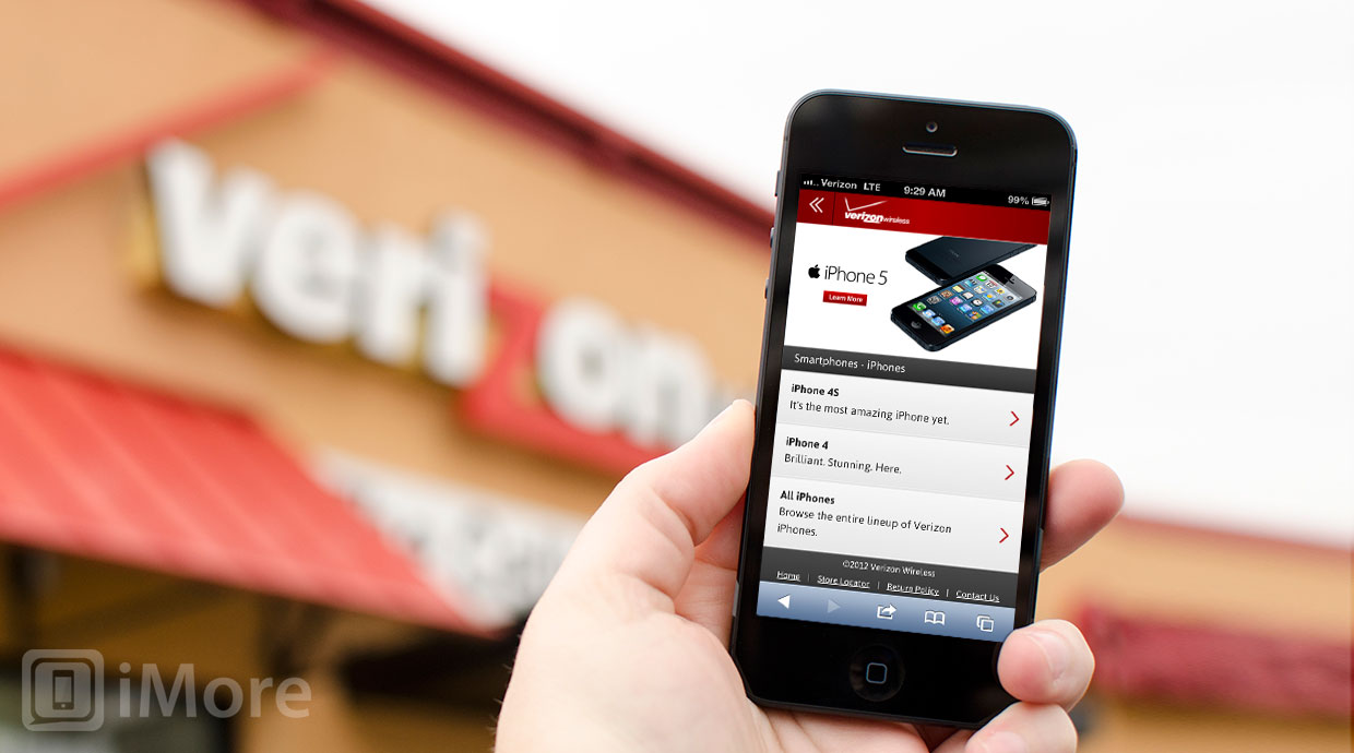 Verizon sells 3.1 million iPhones in Q3 2012