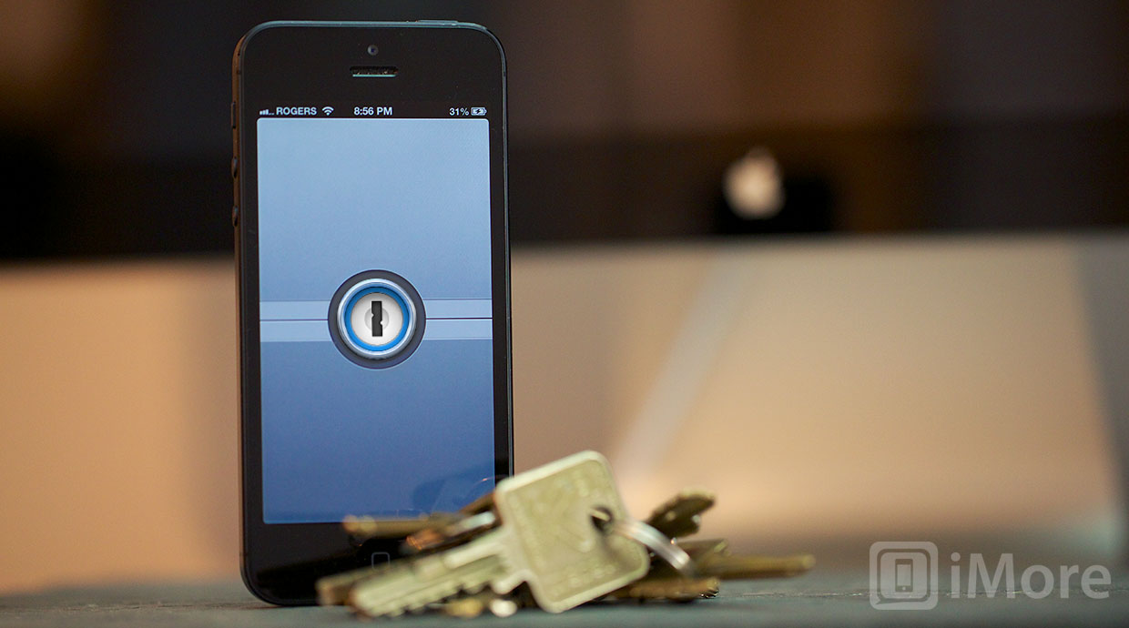1Password 4 for iOS, re-written from pixel to bit to keep your data safe and more accessible than ever