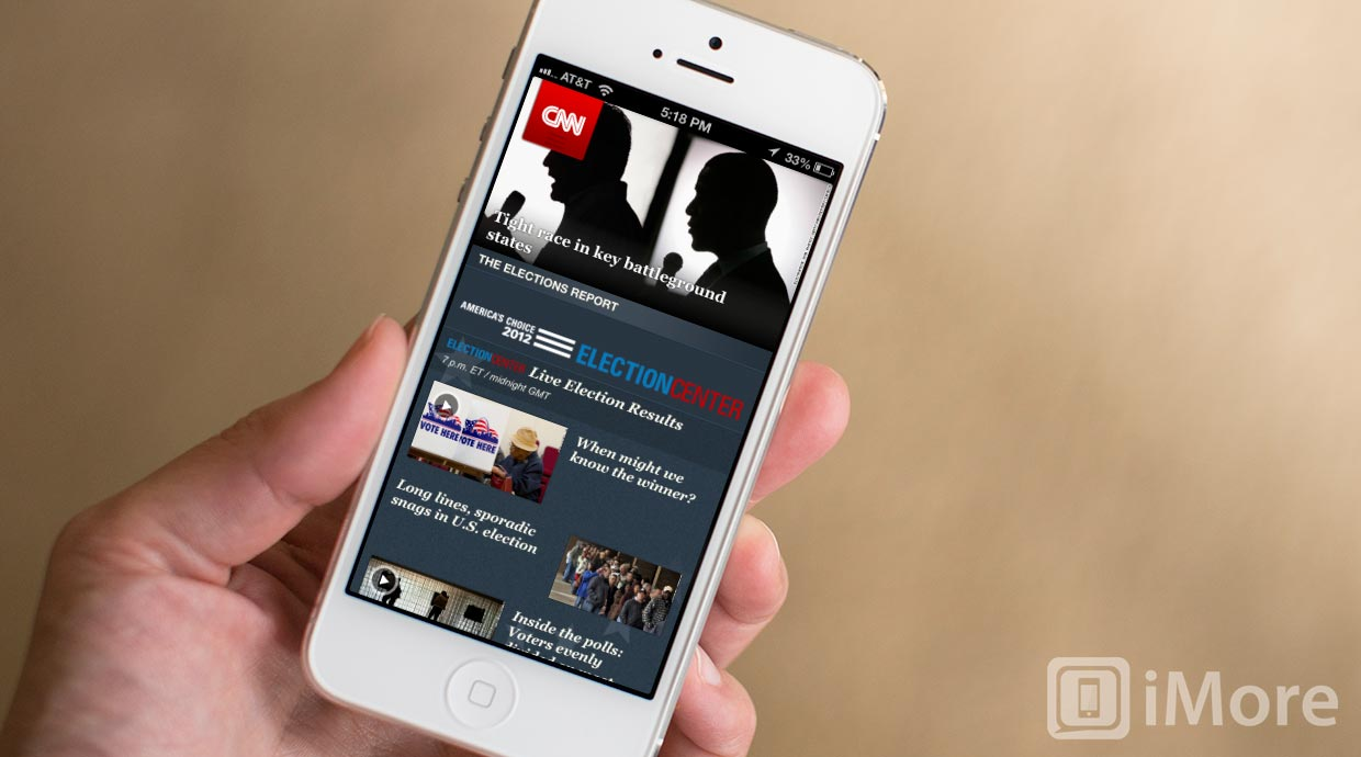 Cnn For Iphone And Ipad