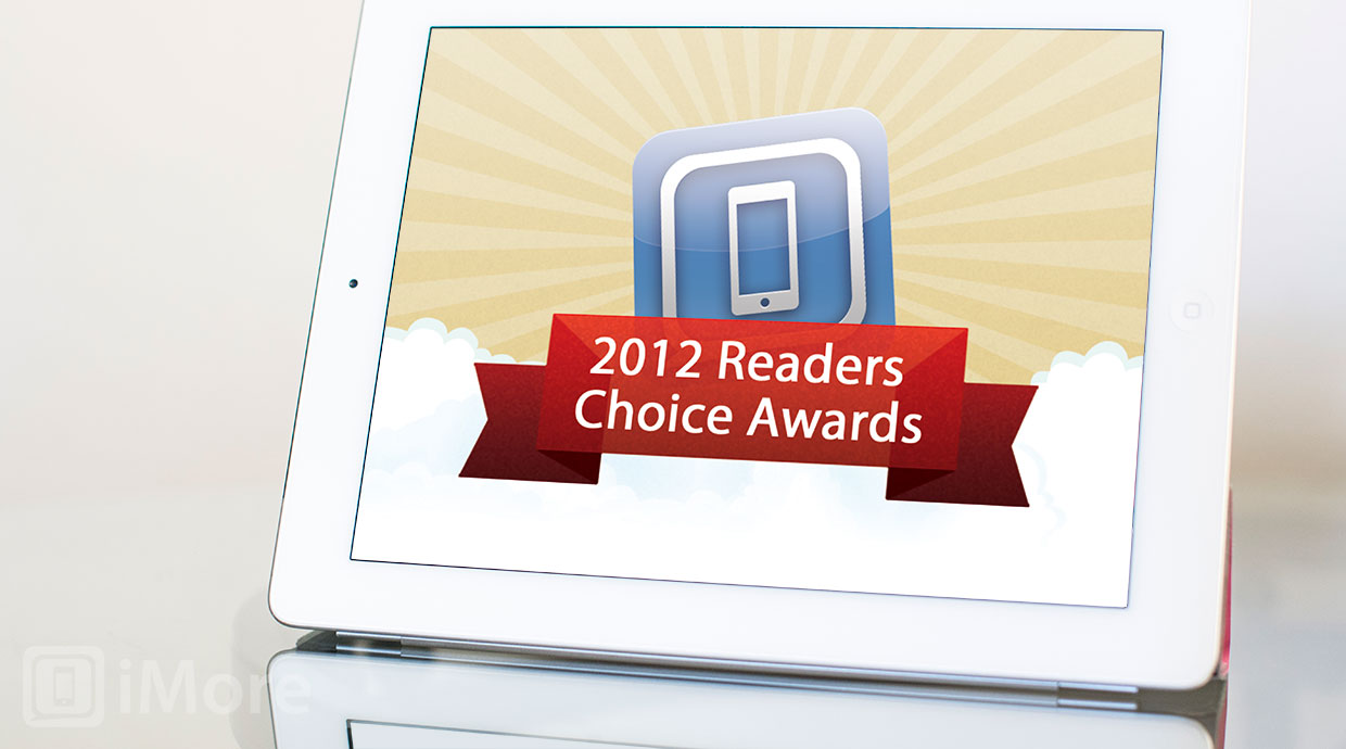 2012 iMore readers choice awards