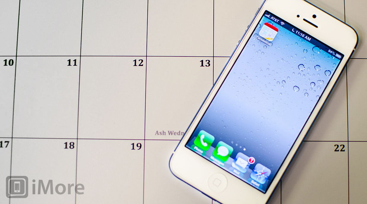 Best alternative calendar app for iPhone