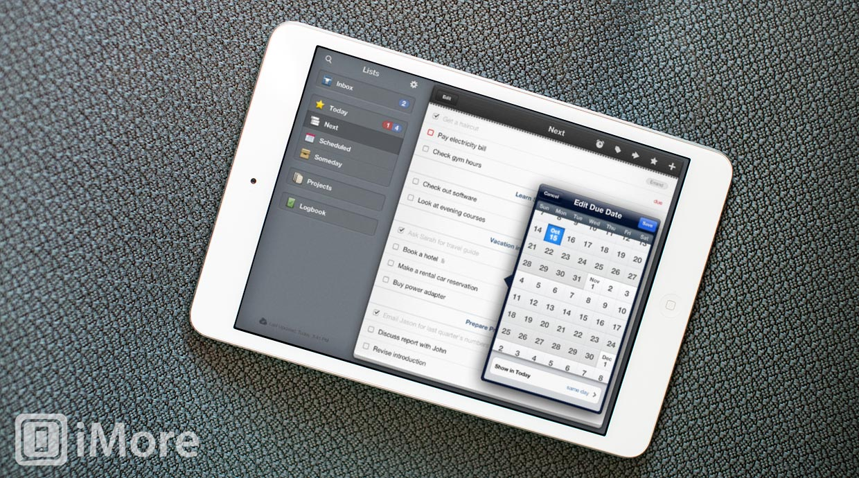 Best New Year's Resolution apps for iPad