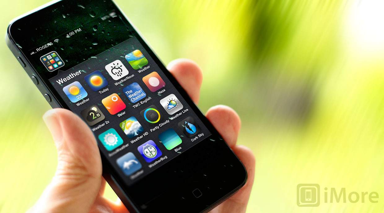 comparing iphone weather apps at a glance imore