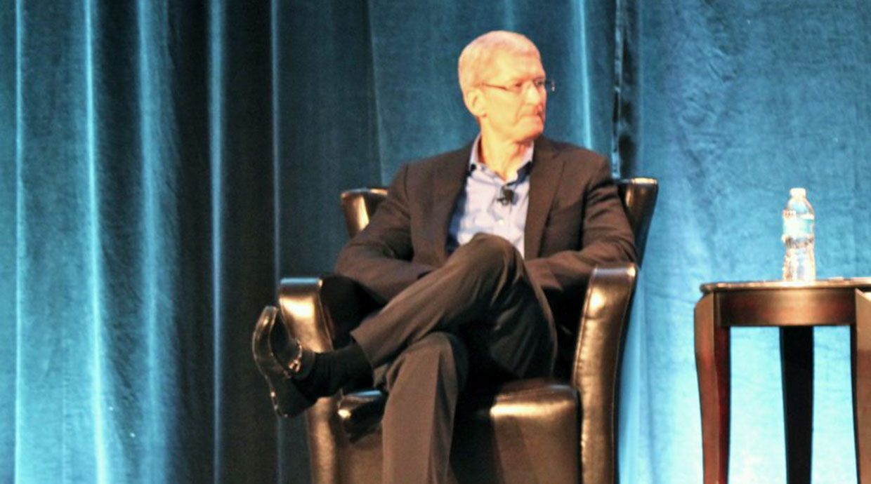 Tim Cook at Goldman Sachs: Cash, growth, and the coming dominance of the tablet