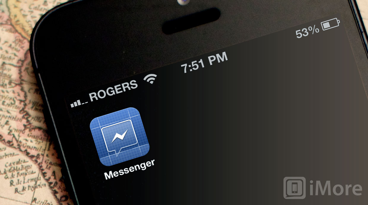 Facebook Messenger updated with new naming, gesture, and search features