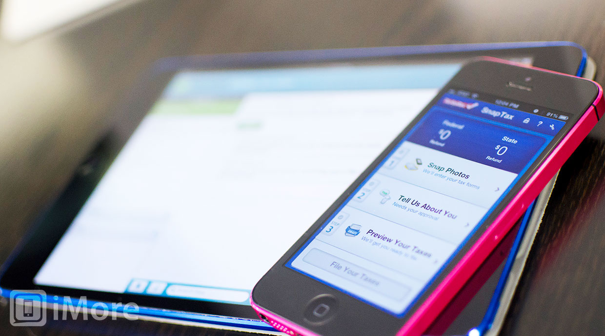 How to file your tax return straight from your iPhone or iPad