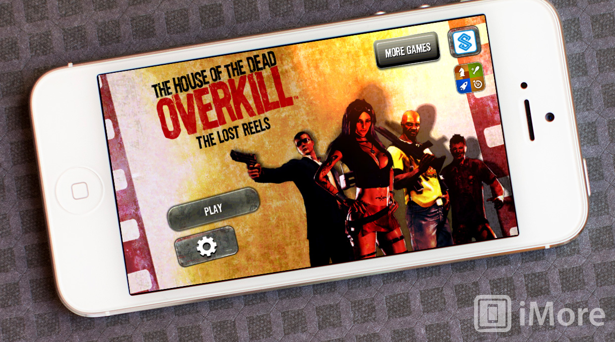 House of the Dead: Overkill now available for both iPhone and iPad