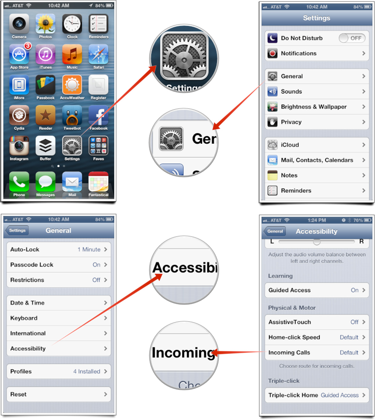 Use Home Button To Answer Calls Iphone