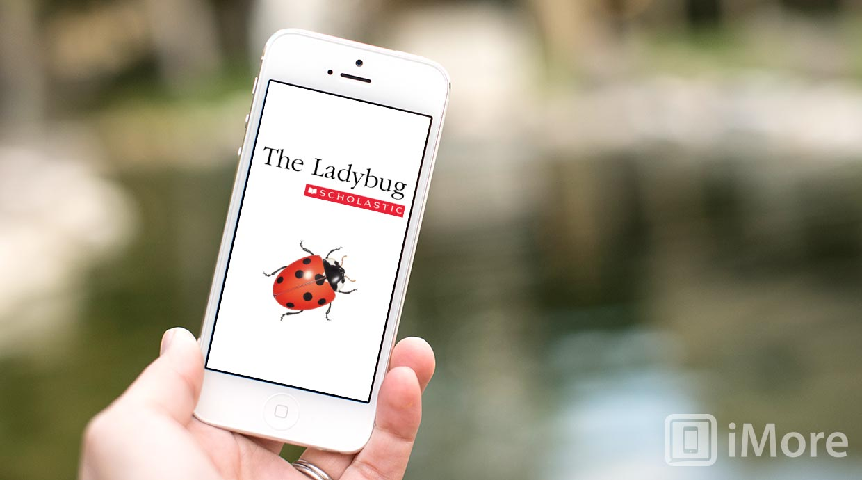 Ladybug for iPhone and iPad review: Learn about ladybugs in a fun and interactive way