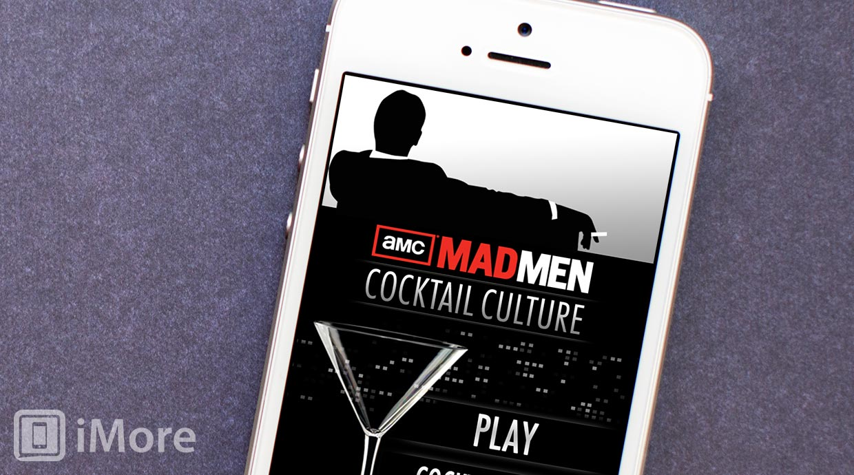 Make the perfect Old Fashioned with Mad Men Cocktail Culture for iPhone