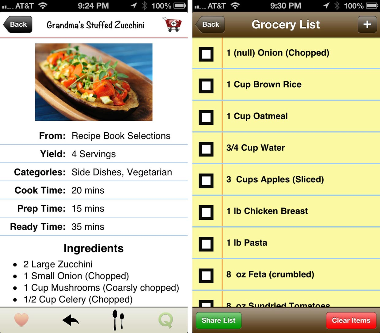 My recipe book 30 review keep your cooking recipes synced between my recipe book 30 review keep your cooking recipes synced between iphone and ipad forumfinder Choice Image
