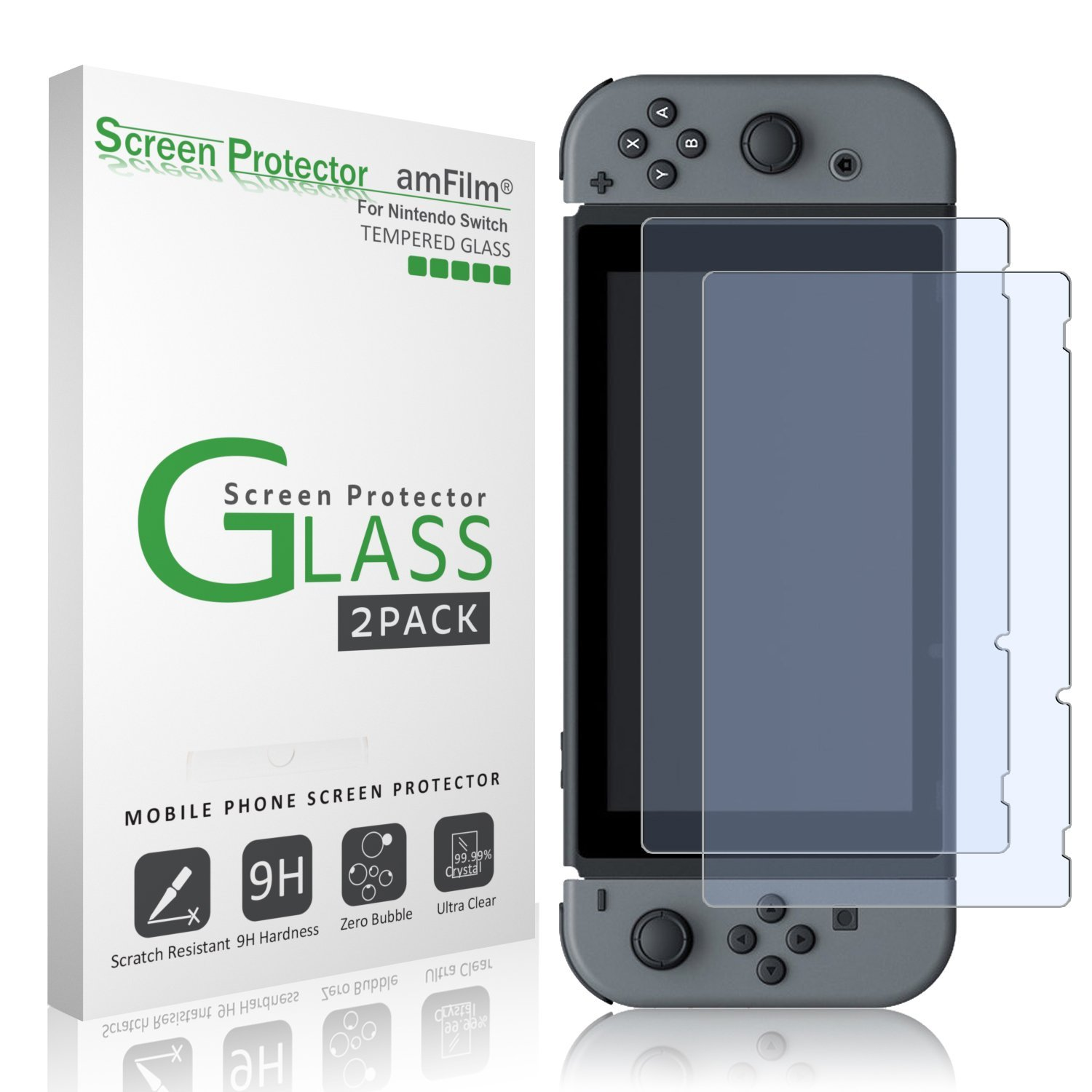 release date 7245e c0a22 Best Screen Protectors for Nintendo Switch in 2019 | iMore