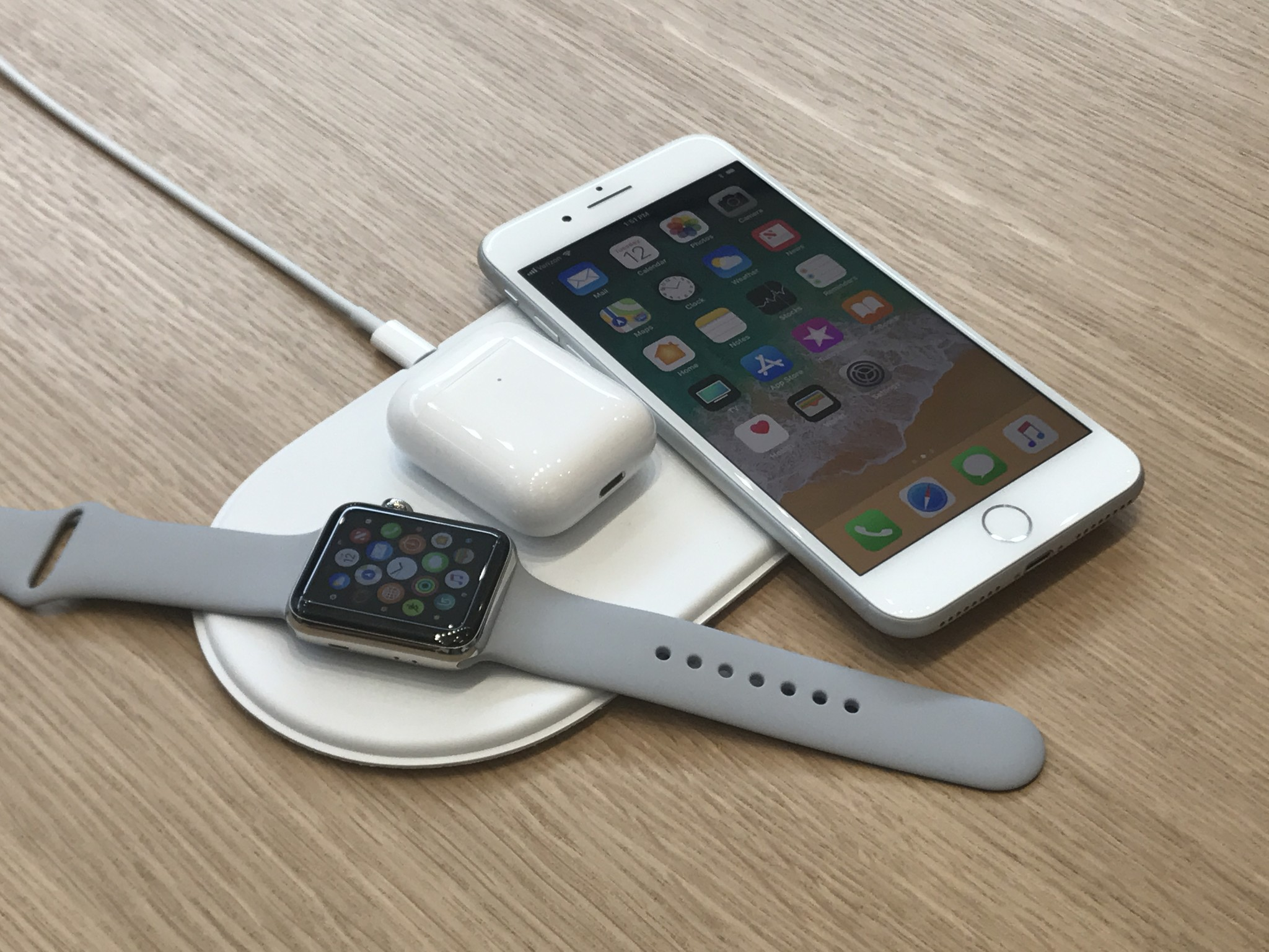 charging pad for iphone airpods review imore 13785
