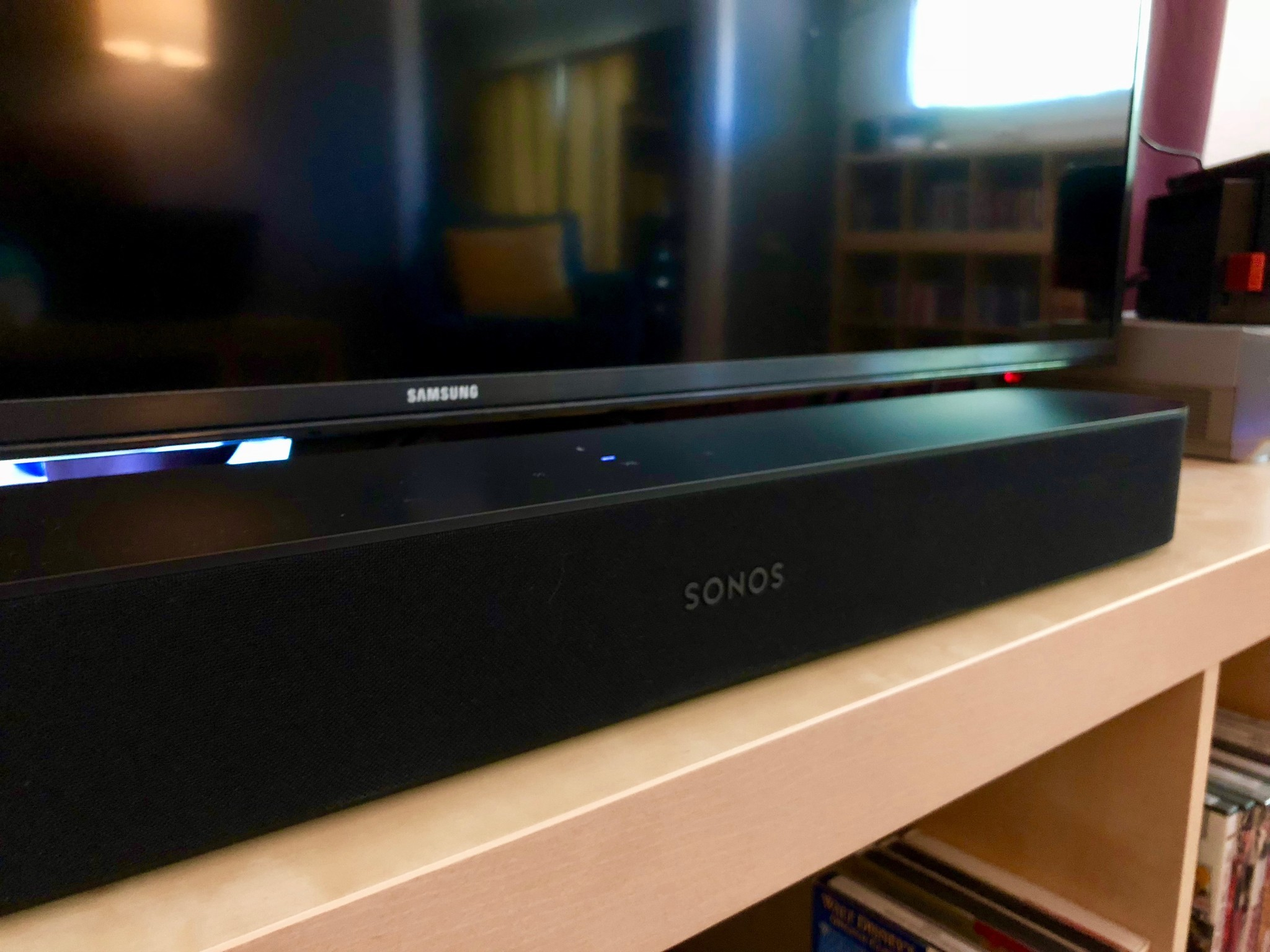 does sonos beam support dolby atmos imore