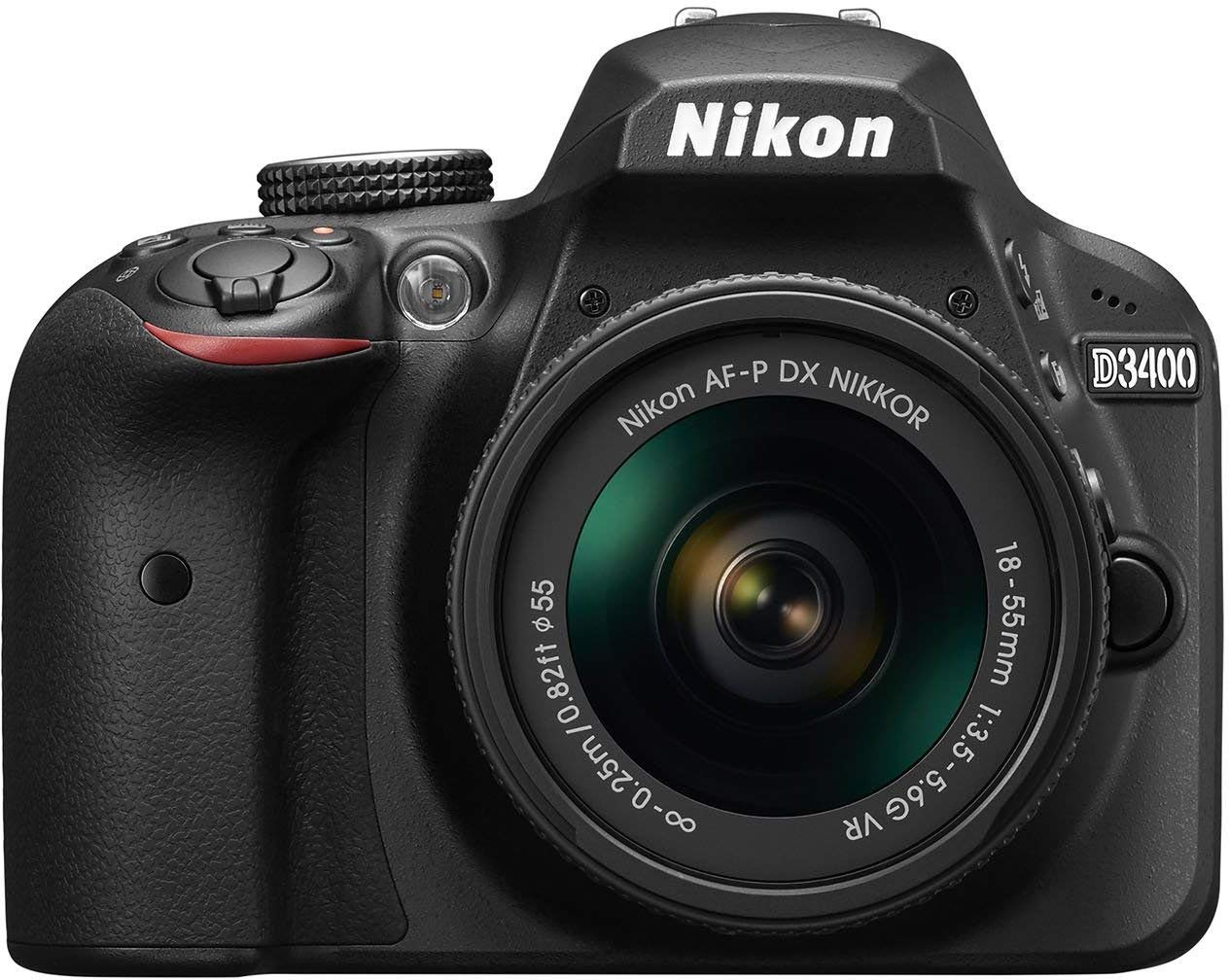 How to shoot video on a Nikon D3400 | iMore