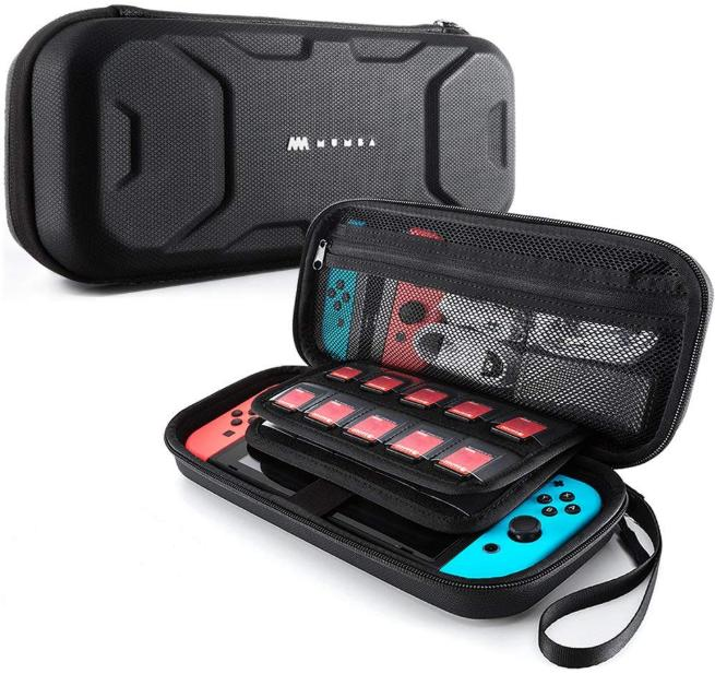 Best Travel Cases for Nintendo Switch Mumba Carrying Case