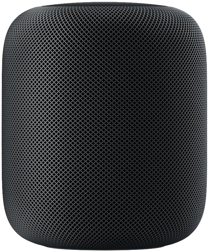 Apple HomePod in Space Gray