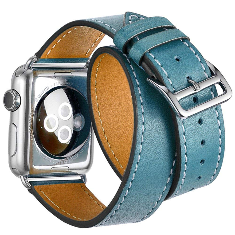 a21070a89 How to Get the Apple Watch Hermès Double Tour Look for Less | iMore