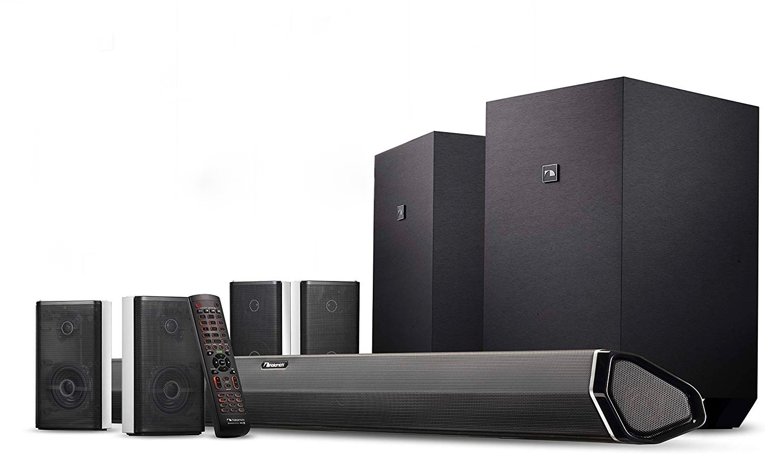 Nakamichi Shockwafe home theater system
