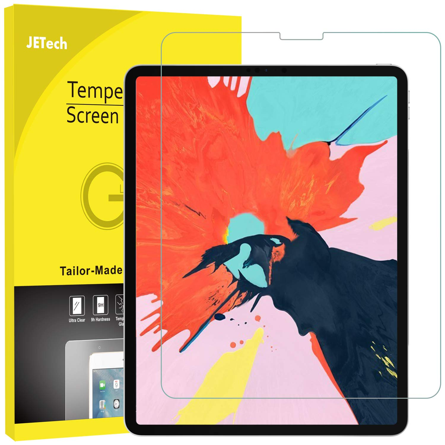 JETech Screen Protector for the 12.9-inch iPad Pro