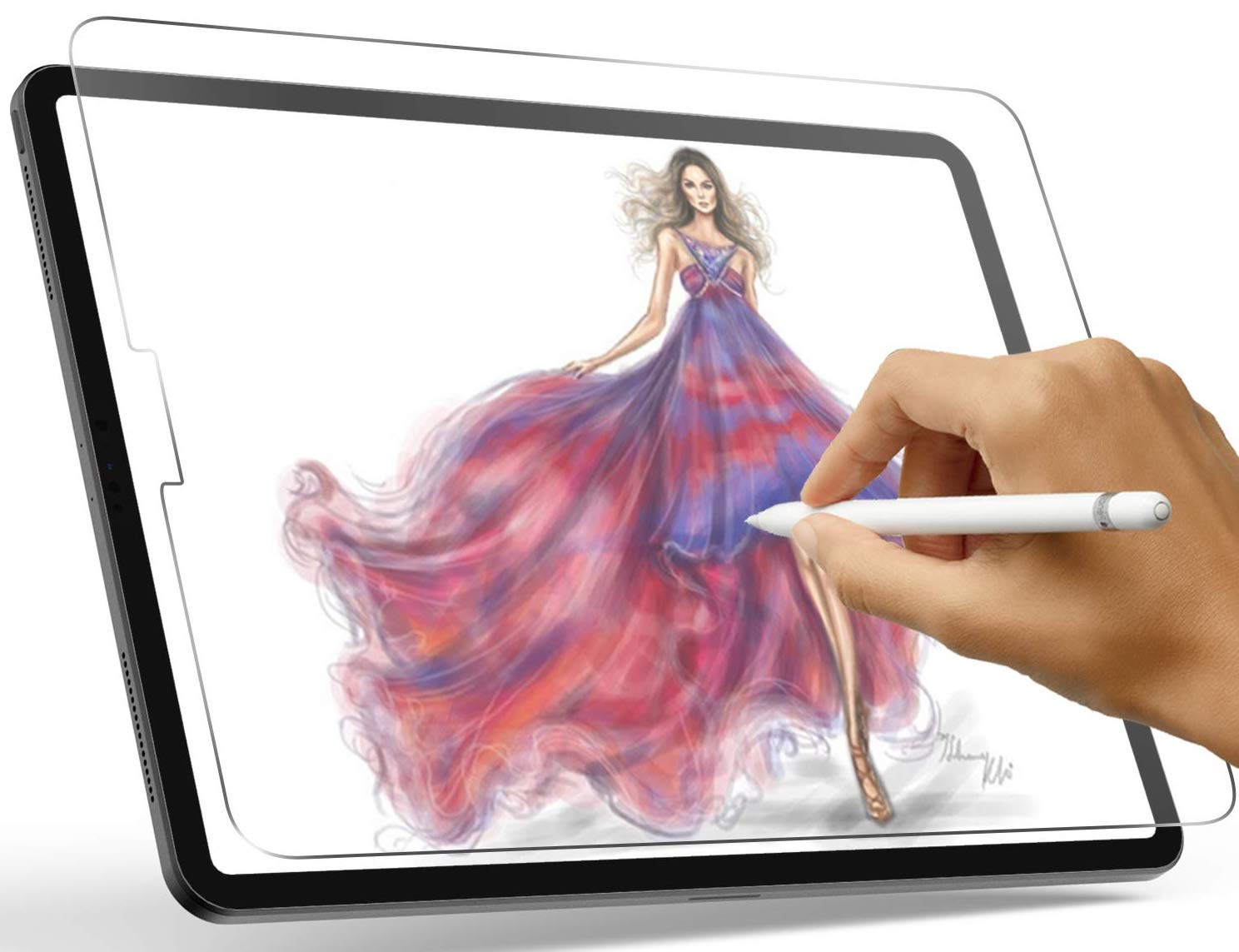 Paperlike Screen Protector for the 12.9-inch iPad Pro