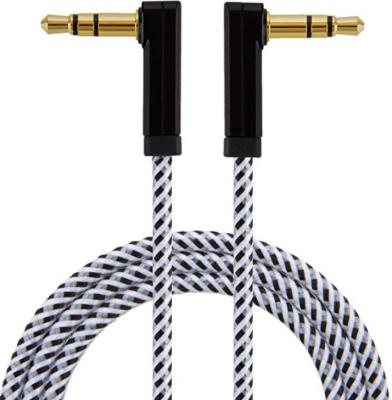 CableCreation Right-Angle Aux Cord