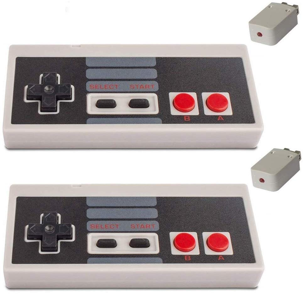 Honwally Wireless NES Classic Controllers