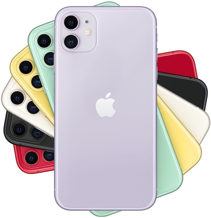 Iphone 11 Colorful