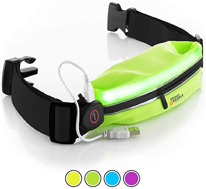 Sport2people Led Fanny Pack
