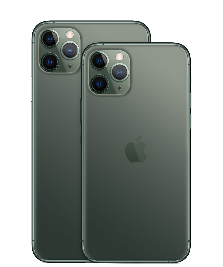 iPhone 11 Pro family