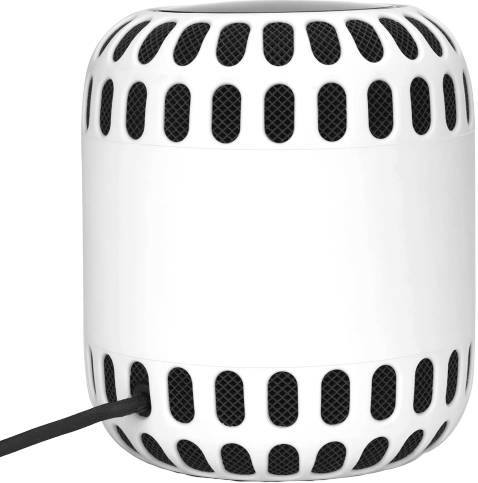 Likday Homepod Silicone Cover White
