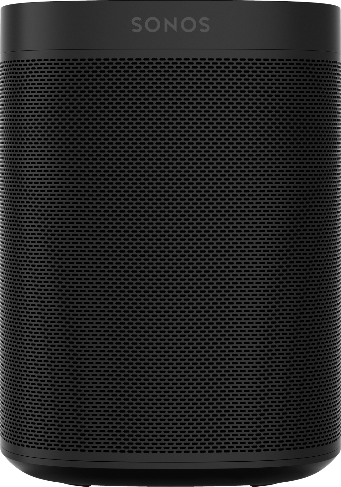 Sonos One speaker in black