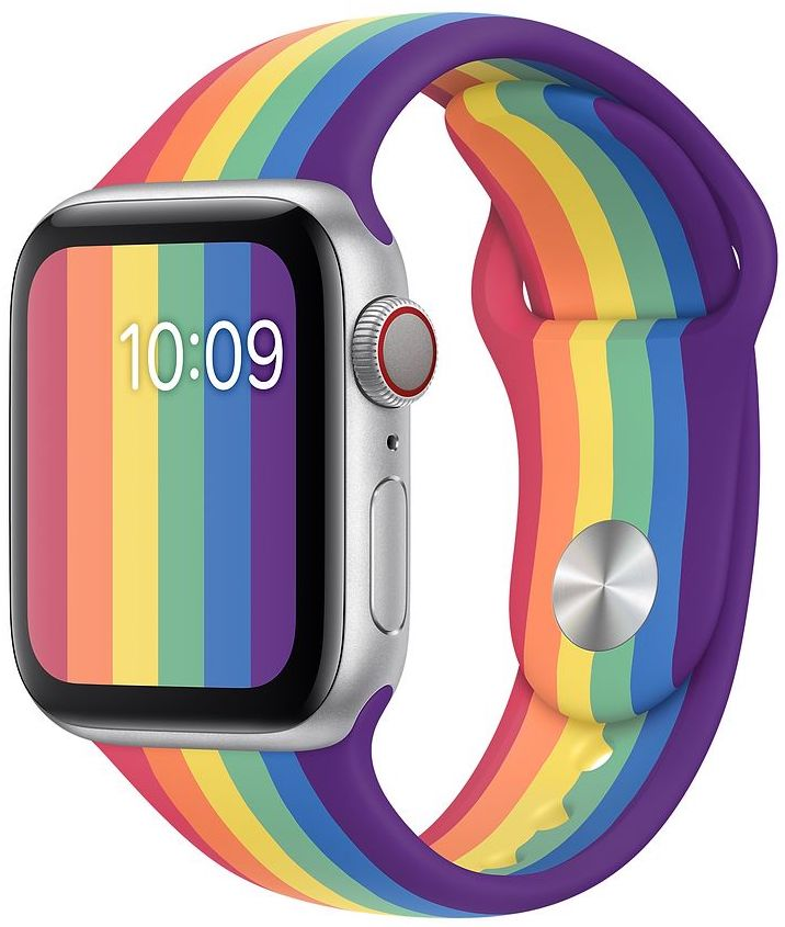 Best Pride-themed Band for Apple Watch in 2020 | iMore