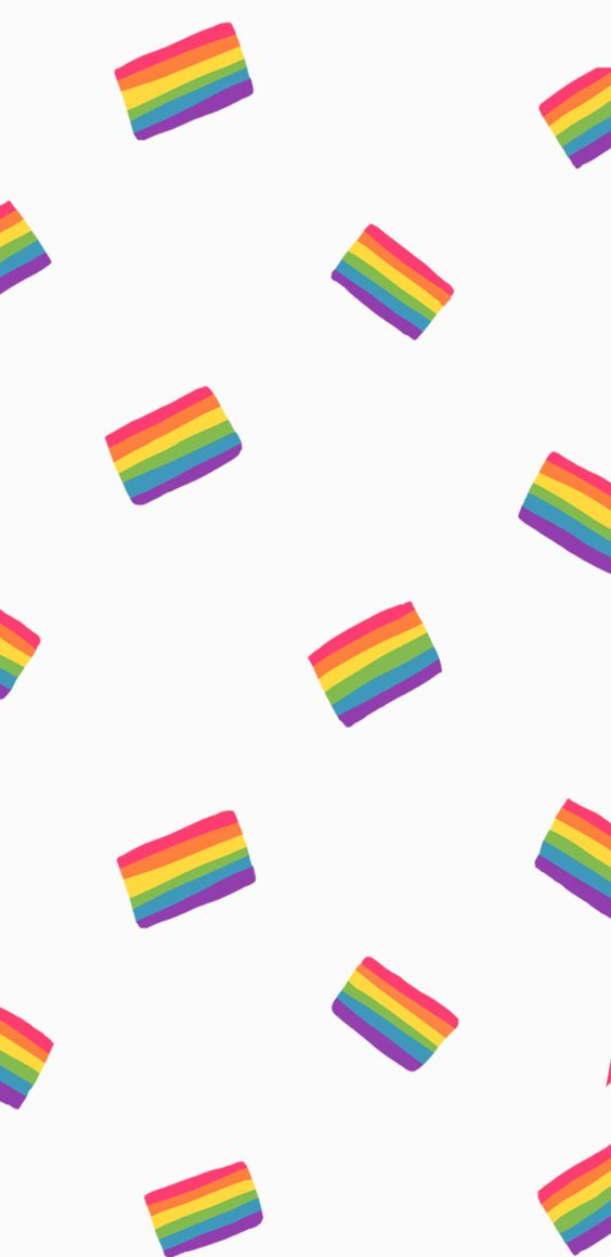 Pride Month Flag Pattern Gocase