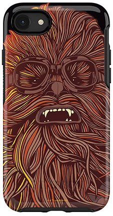 Symmetry Series Galactic Collection for iPhone SE (2020) Chewbacca