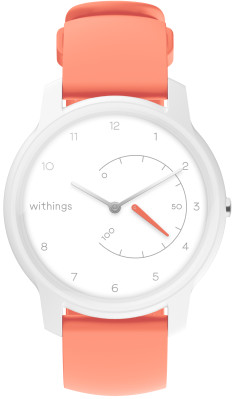 Withings Move Basic White Coral