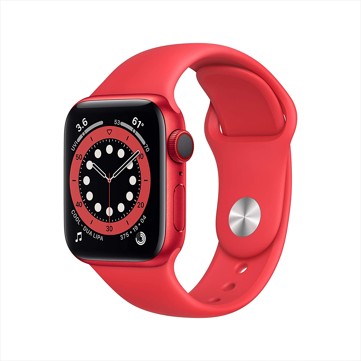 Apple Watch Series 6 Red Cellular