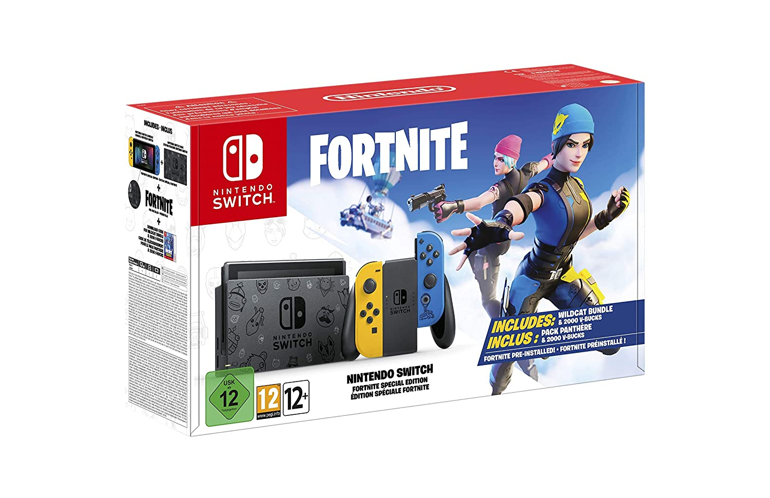 Fortnite Special Edition Switch