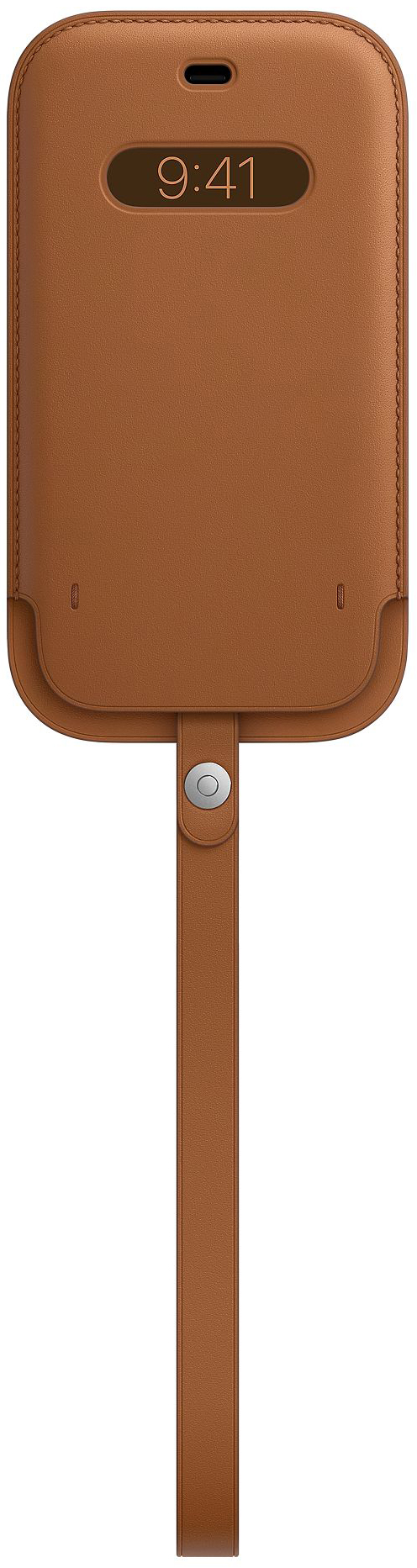 Iphone 12 Leather Sleeve With Magsafe