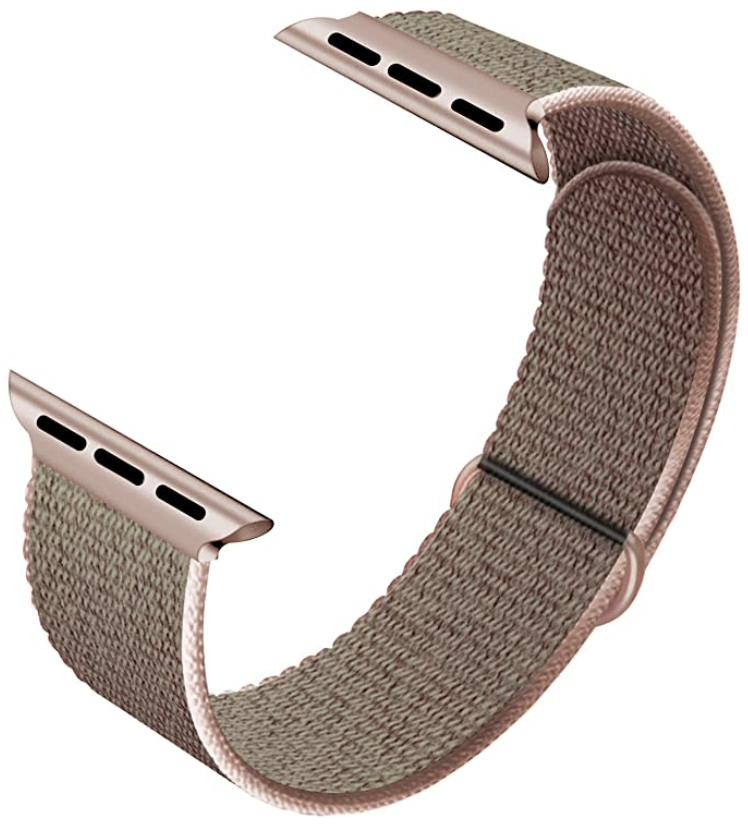 Gz Gzhisy Sport Band For Apple Watch Pink Sand Render Cropped