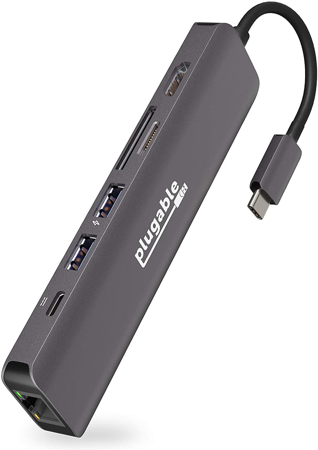Plugable 7 In One