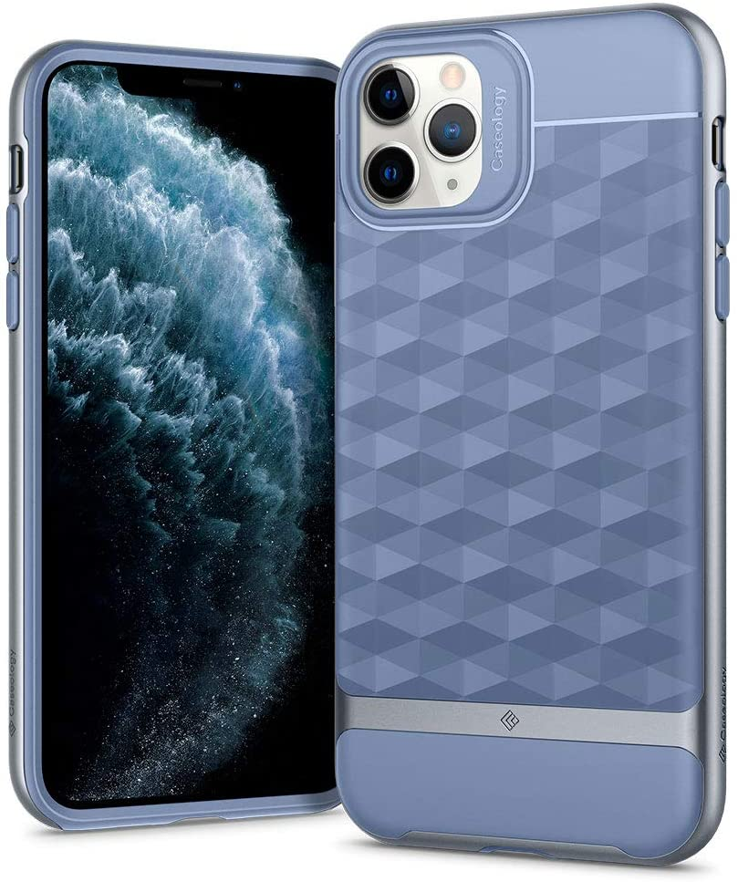Caseology Parallax Iphone 11 Pro Max Silver